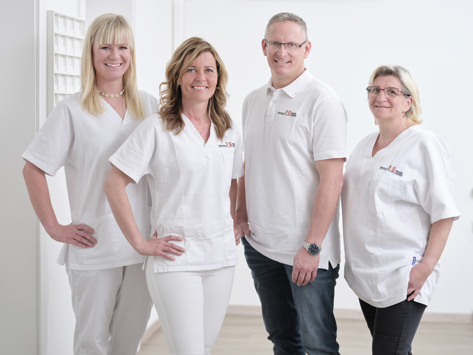 Ärztehaus Krainer Team